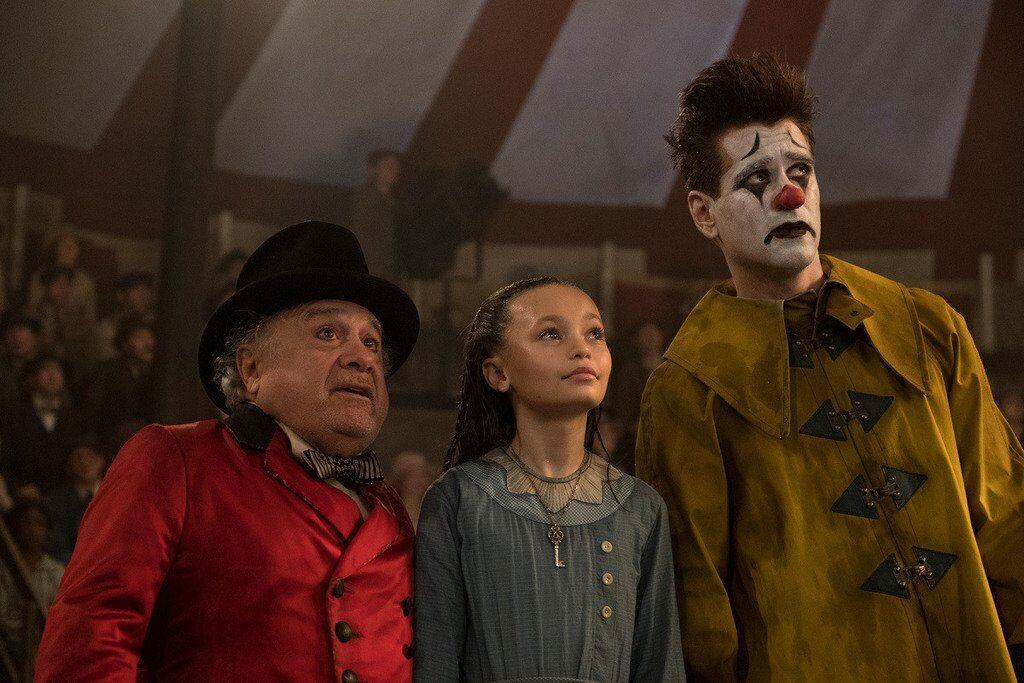 Дамбо: описание, рейтинги и отзывы на фильм