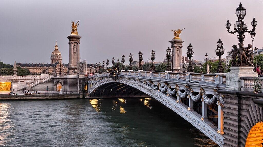 Міст Олександра III в Парижі