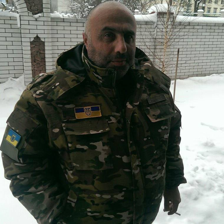 Вано Надирадзе: кто он, почему его задержали и при чем здесь АТО