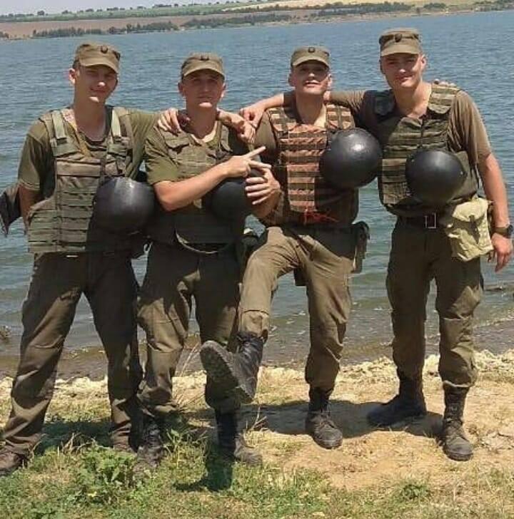 Віталій Флоря: ким був загиблий боєць Нацгвардії, його фото