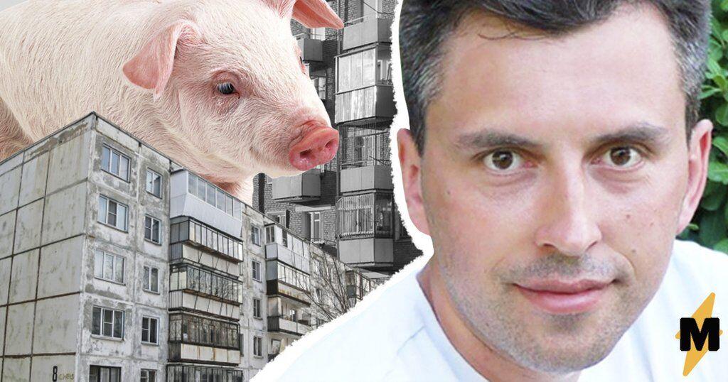 Станіслав Жарков і скотобаза: хто він і як потрапив в скандал