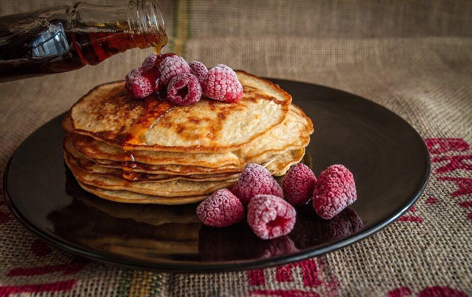 Млинці на Масляну: рецепт і фото