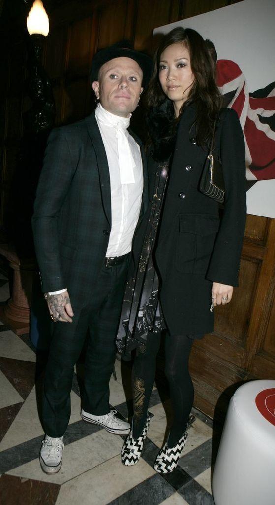 Маюми Кай: яке останнє фото в Інстаграм помістила дружина Кіта Флінта