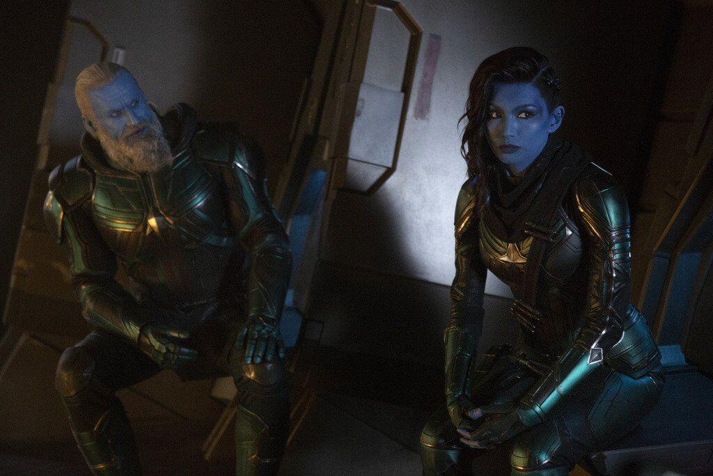 Капитан Марвел: описание фильма, отзывы и рейтинг
