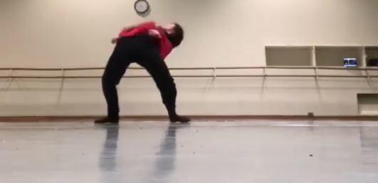 Дочка Мадонны к 8 марта сплясала безумный танец, видео