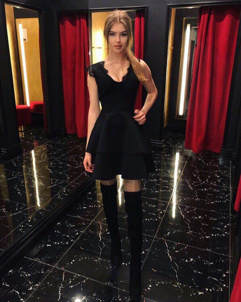 Аліна Санько: хто вона і які сексуальні фото постить Міс Росія 2019