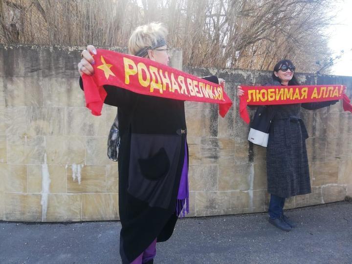 Как Алла Пугачева празднует день рождения: появились первые фото
