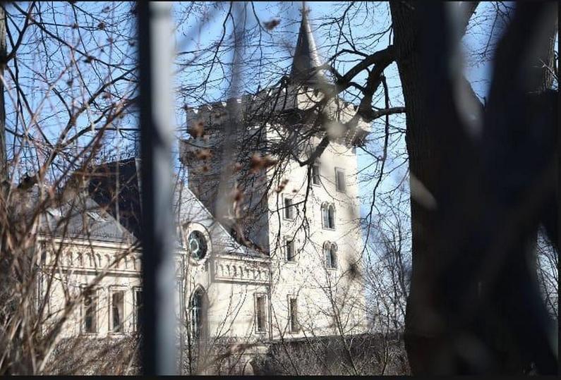 Особняк Аллы Пугачевой и Максима Галкина