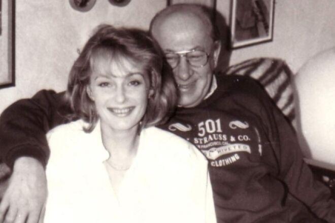 Ірина Цивіна і Євген Євстигнєєв