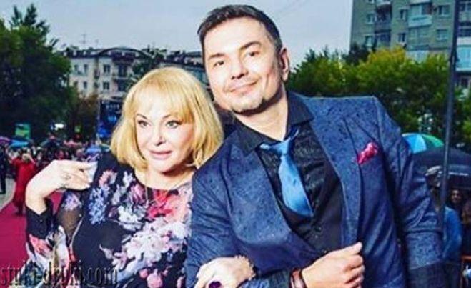 Ирина Цывина и Денис Сердюков