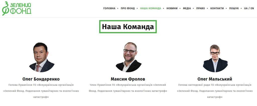 """Зелений Фонд"""