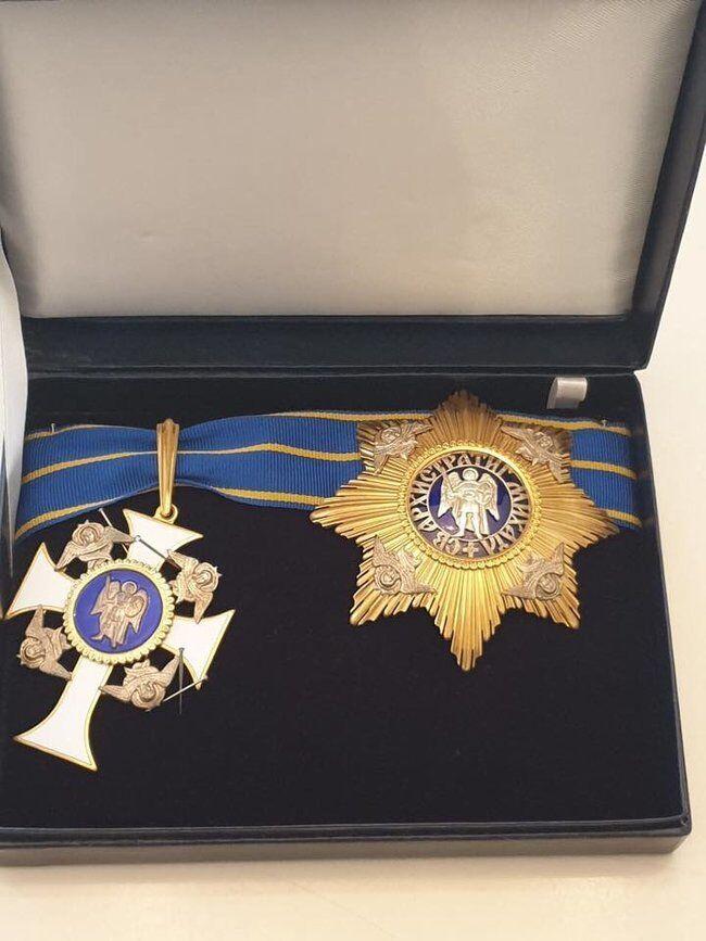 Филарет дал награду скандальному Александру Петровскому