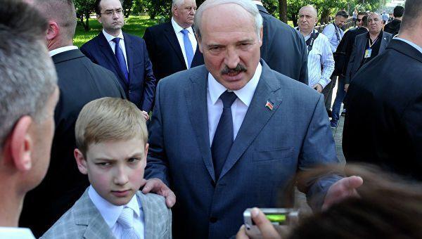 Микола Лукашенко: що з ним раптом трапилось, фото