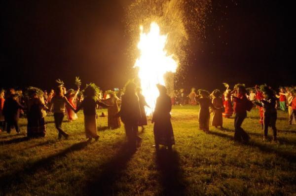 Вальпургиева ночь 2019: ритуалы