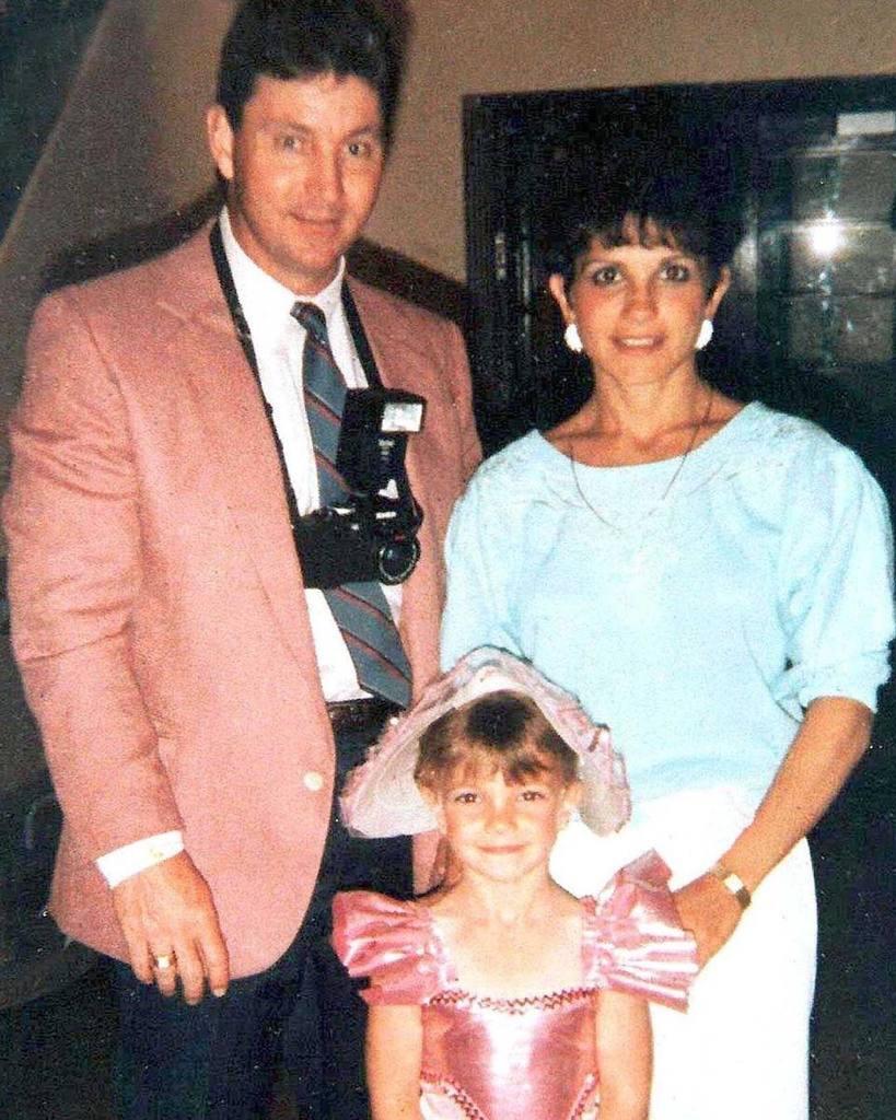 Брітні Спірс з батьками