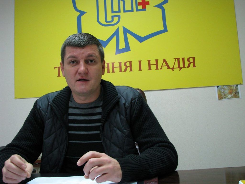 Владимир Ярый