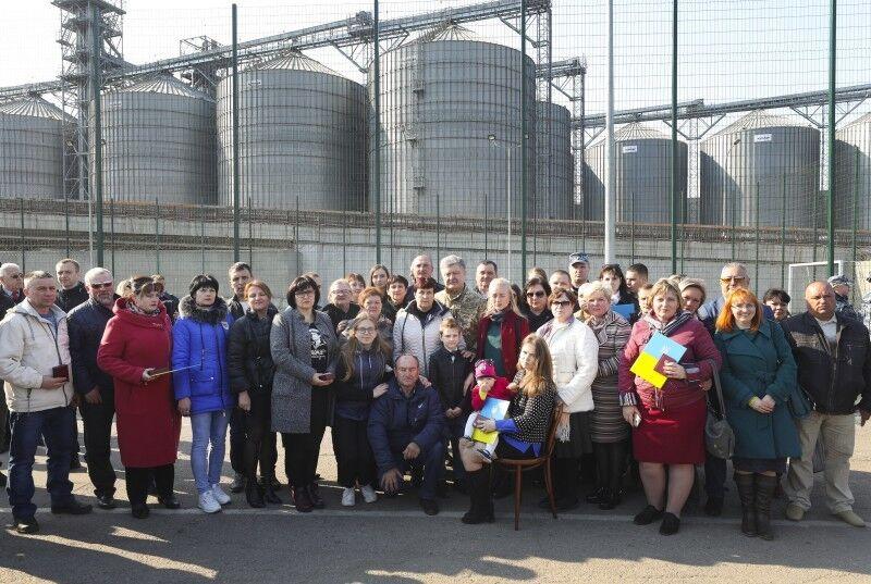 Украинским морякам, попавшим в российский плен, дали награды