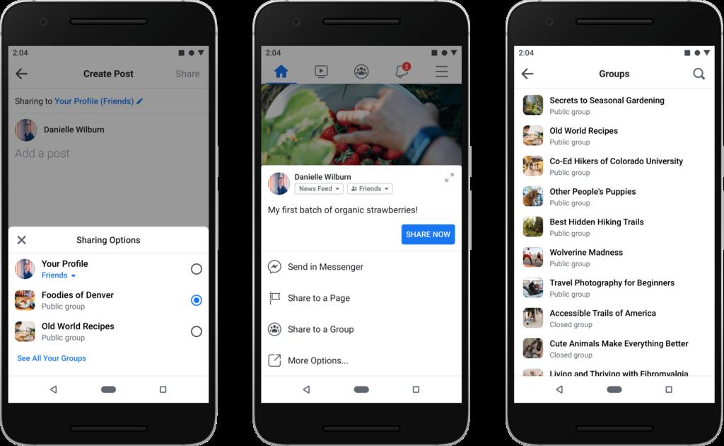 Новый дизайн Facebook: как изменится внешний вид и что ожидает пользователей