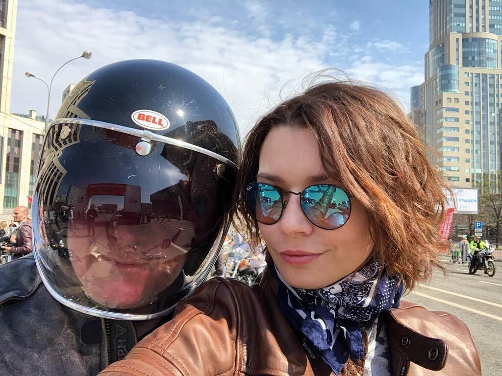 Юлия Силявина и Сергей Доренко