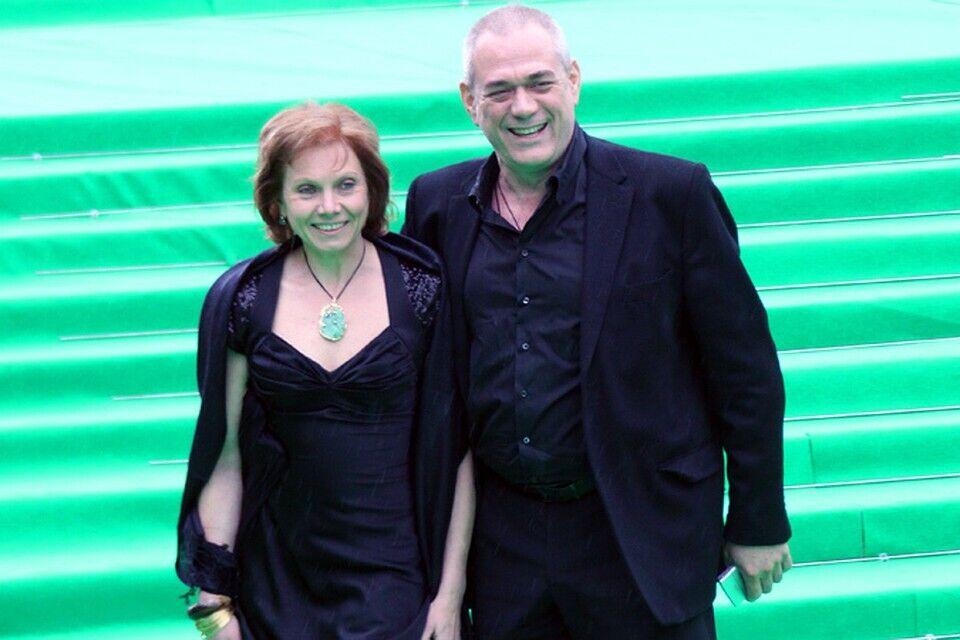 Марина Федоренкова и Сергей Доренко