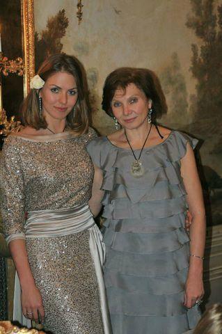 Марина и Ксения Доренко