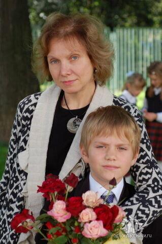 Марина и Прохор Доренко