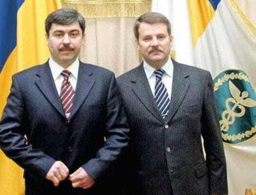 Порошенко наградил орденами друга Медведчука и министра экономики Кубива