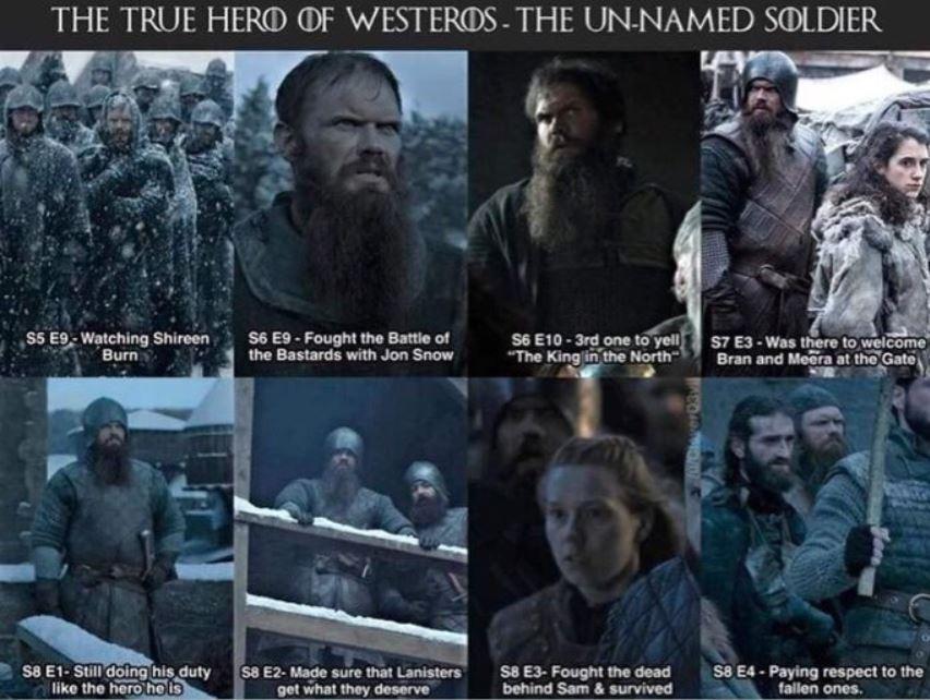 """""""Гра престолів"""": розсекретили таємного персонажа серіалу, хто він і фото"""