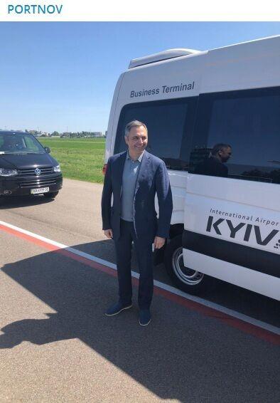 """""""Б*ядина Януковича"""": возвращение Портнова в Украину привело сеть в ярость"""