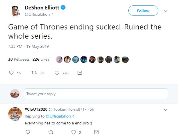 """Кінець висмоктано! Фінал """"Гри престолів"""" розчарував фанатів"""