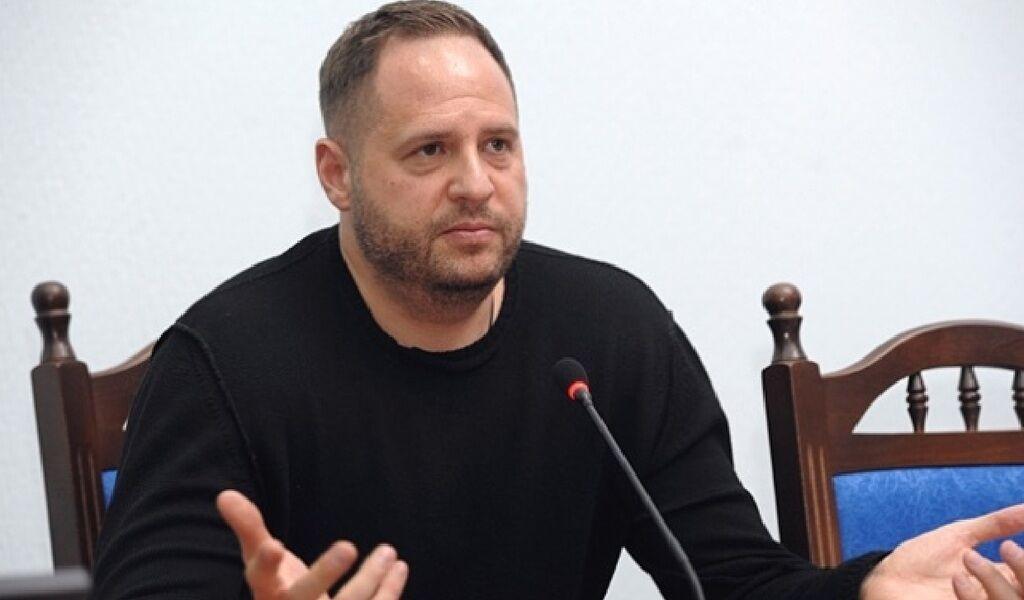 Андрій Єрмак: хто він і що йому доручив Зеленський, фото