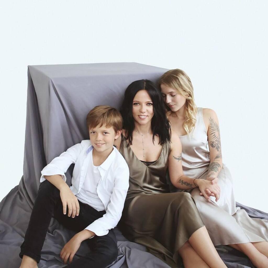 Ирина Горовая: как выглядит первая жена Потапа и ее дети