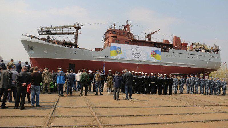 """Новый """"средний разведывательный корабль"""" от """"Кузни на Рыбальском"""""""