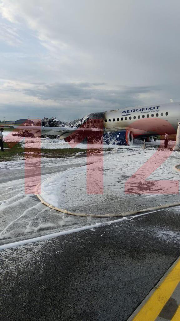 Катастрофа в Шереметьєво: що сталося і чому трагедія розгнівала росіян