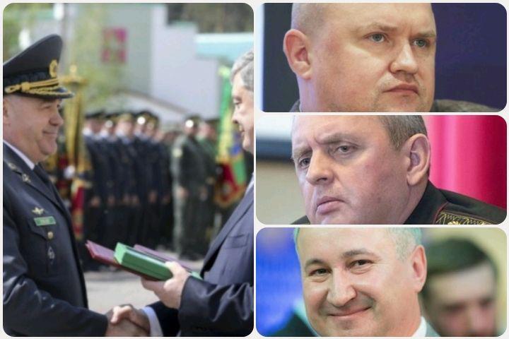 Порошенко дасть Героїв Грицаку, Муженку і генерала - скандальному СБУшнику? Що дізналися журналісти