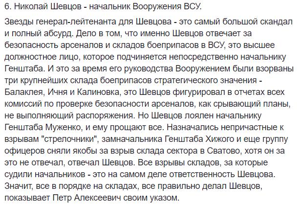 """Николай Шевцов: кто он и за какие """"заслуги"""" в ВСУ его наградил Порошенко"""