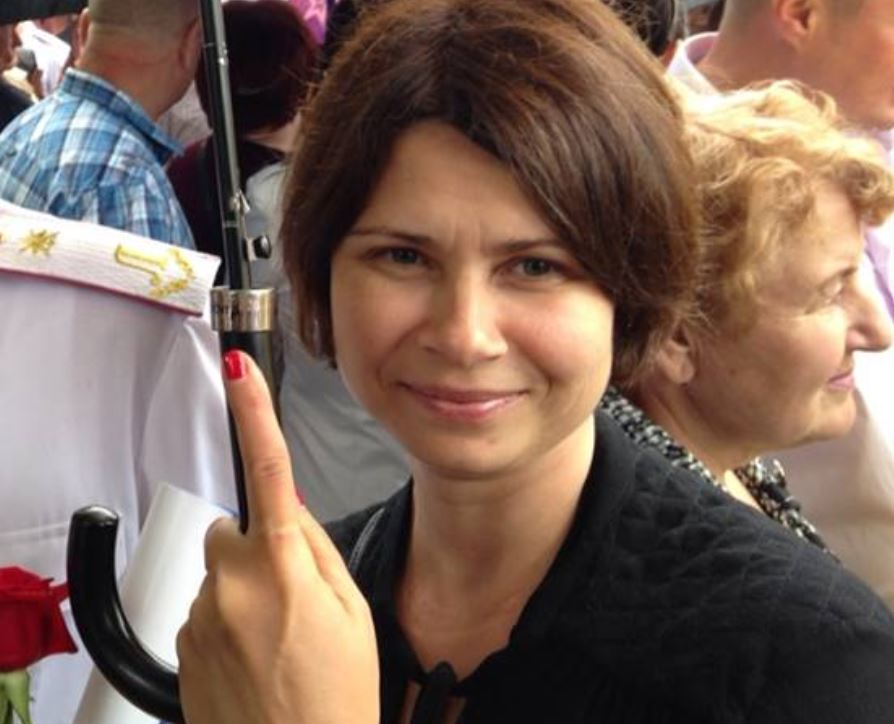 Оксана Баканова