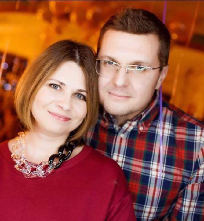 Оксана та Іван Баканови