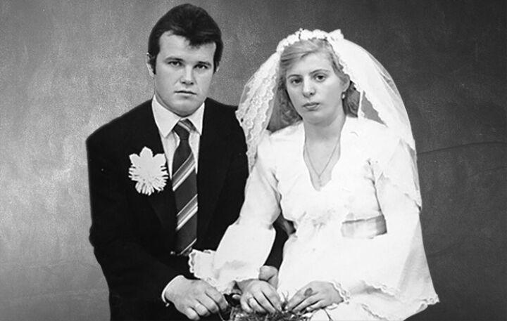 Василий и Людмила Игнатенко
