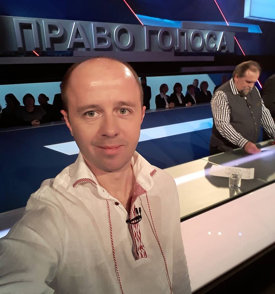 """Кто такой Всеволод Непогодин и как его выгнали с """"России 1"""", видео"""