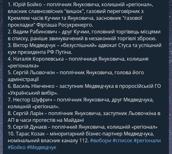 """""""Оппоплатформа"""" шокировала программой пророссийского реванша: чего хотят Бойко, Рабинович и Медведчук"""