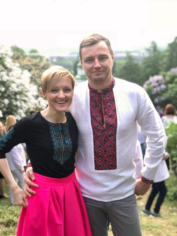 Татьяна и Артем Овдиенко
