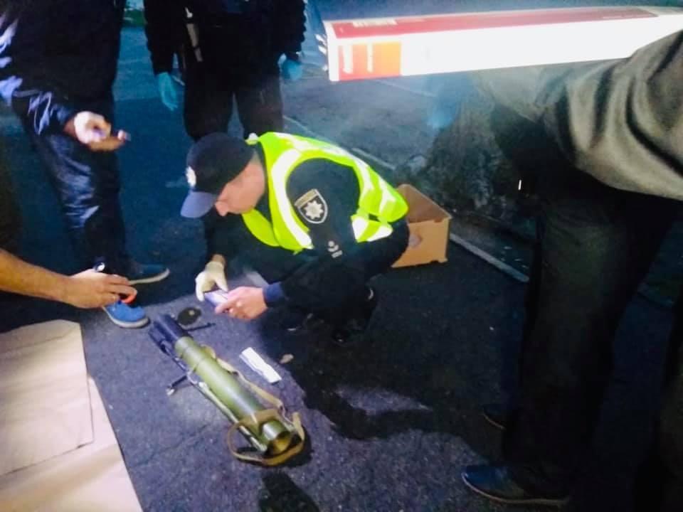 112 Медведчука обстріляли: фото і відео теракту