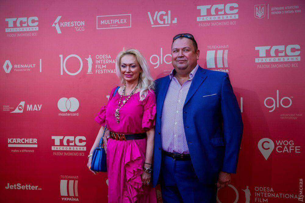 """""""Как это развидеть?!"""" Фото с красной дорожки Одесского кинофестиваля взорвали сеть"""