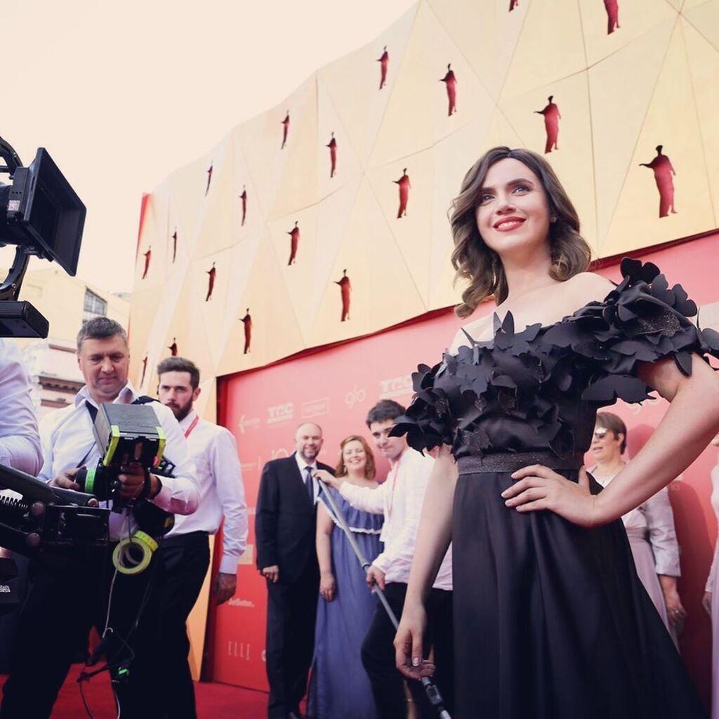 Сети: Янина Соколова унизилась на Одесском кинофестивале, фото