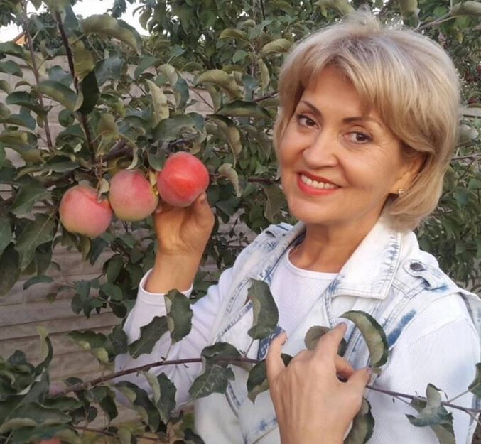 Теща Сергія Притули Лілія Сопельник