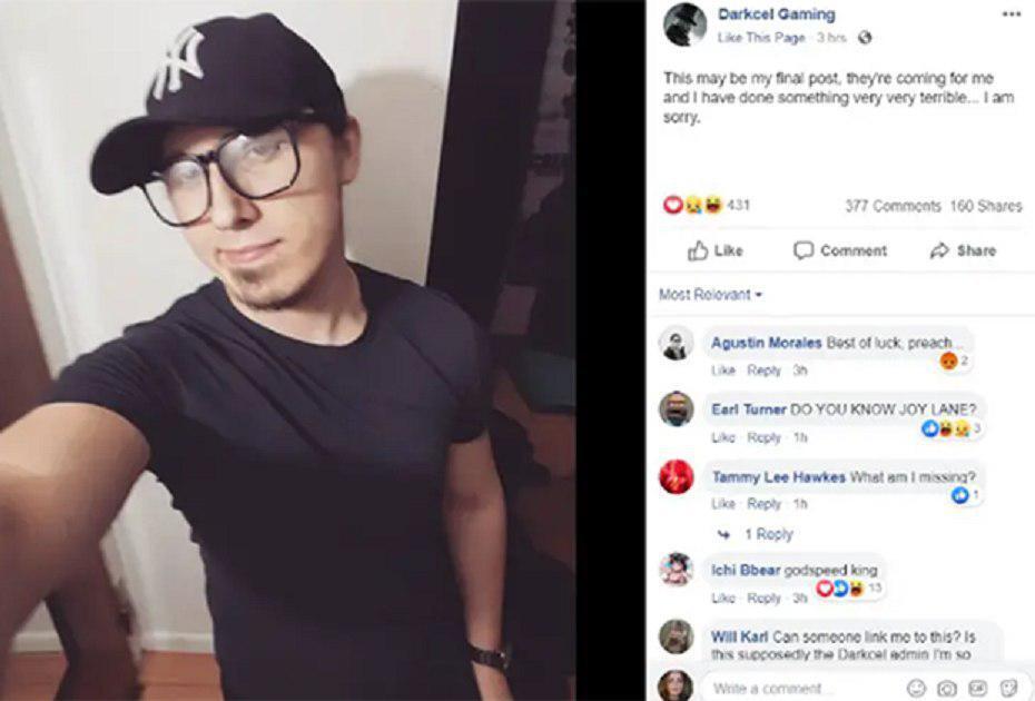 Хлопець вбив інстаграм-зірку escty і показав всім її труп, фото 18+