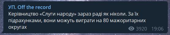 """""""Слуга народу"""" Зеленського показала запаморочливий результат: в мережі жорстко жартують"""