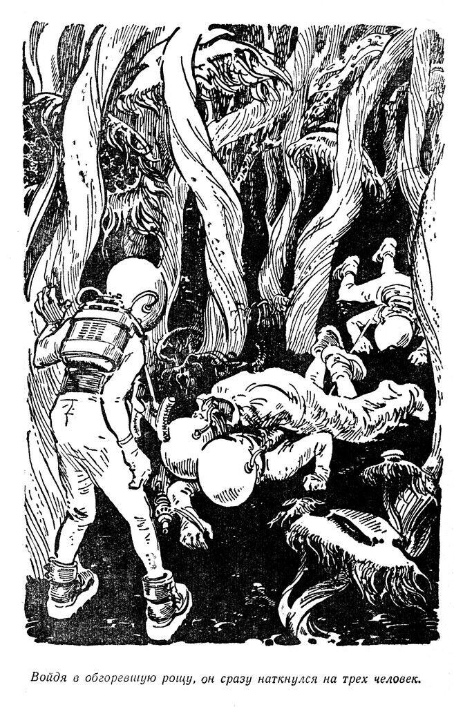 Страна багровых туч: в книге скрывалась страшная загадка