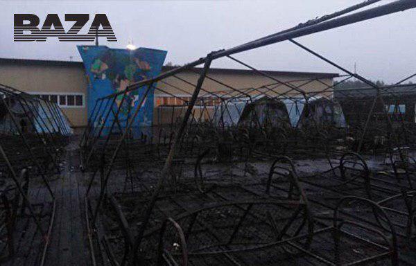 """Софья Валова: кто она и как вызвала пожар в палаточном лагере """"Холдоми"""""""